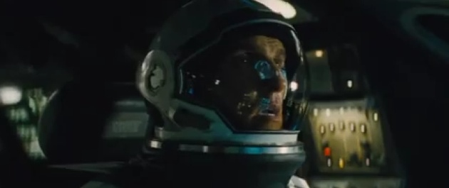 interstellar matthew mcconaughey trailer image