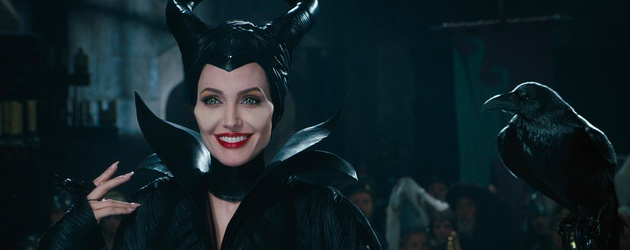 maleficent angelina jolie review image