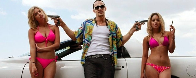 spring breakers alien james franco