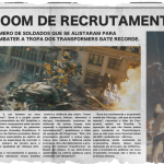 transformers age of extinction viral marketing newspaper_brasilia