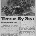 transformers age of extinction viral marketing newspaper_florida