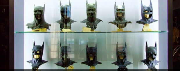 batman cowl vip studio tour image