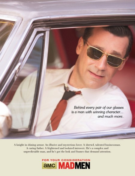 mad men for your consideration ad image 01