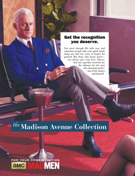 mad men for your consideration ad image 03