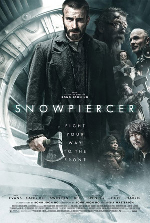 snowpiercer movie poster