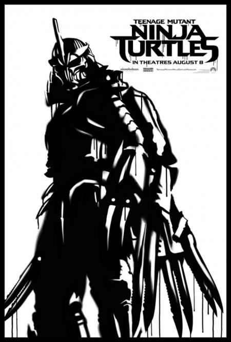 teenage mutant ninja turtles shredder image