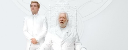 The Hunger Games: Mockingjay Part 1 Viral Video Image
