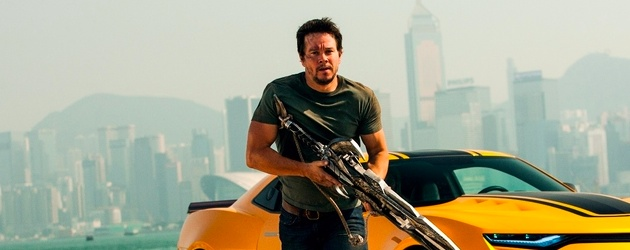 transformers age of extinction starring mark wahlberg