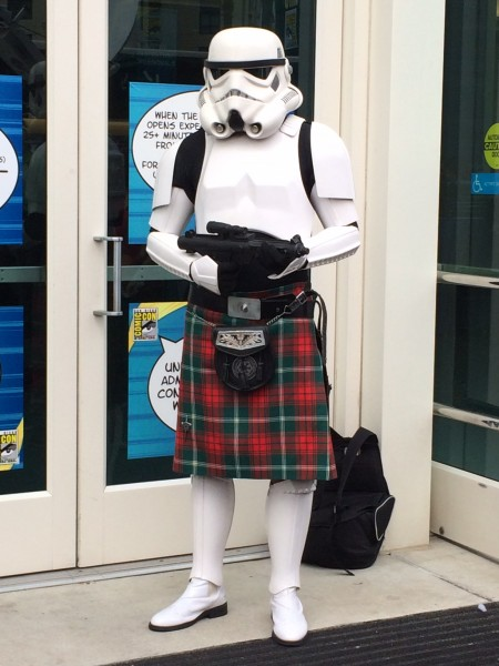 Scottish Stormtrooper