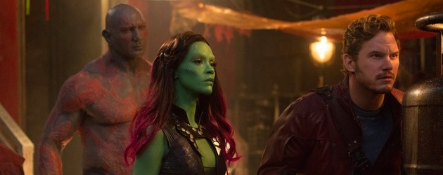 guardians of the galaxy image chris pratt zoe saldana interview