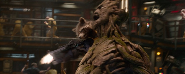 guardians of the galaxy rocket raccoon image review