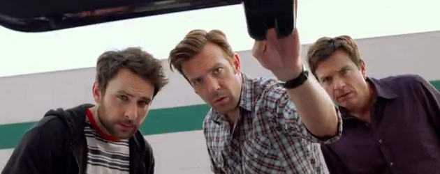 Horrible Bosses starring Charlie Day, Jason Sudekis and Jason Bateman