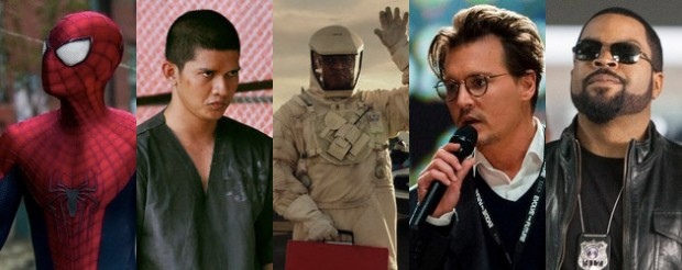 The Most Disappointing Films of 2014 So Far
