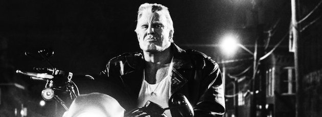 Sin City: A Dame to Kill For is directed by Frank Miller and Robert Rodriguez. The sequel to 2005's Sin City stars Mickey Rourke, Jessica Alba, Josh Brolin and Joseph Gordon-Levitt.
