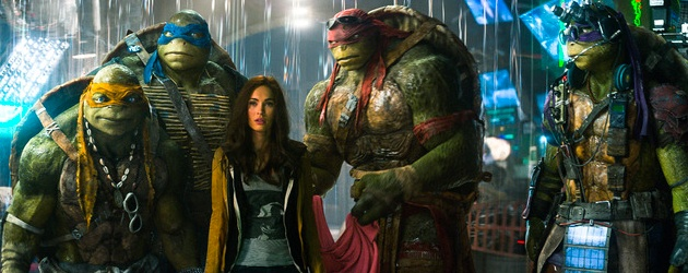 teenage mutant ninja turtles megan fox group image