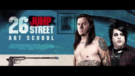 26 jump street art school
