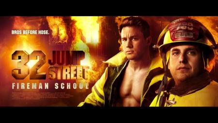 32 jump street fireman school