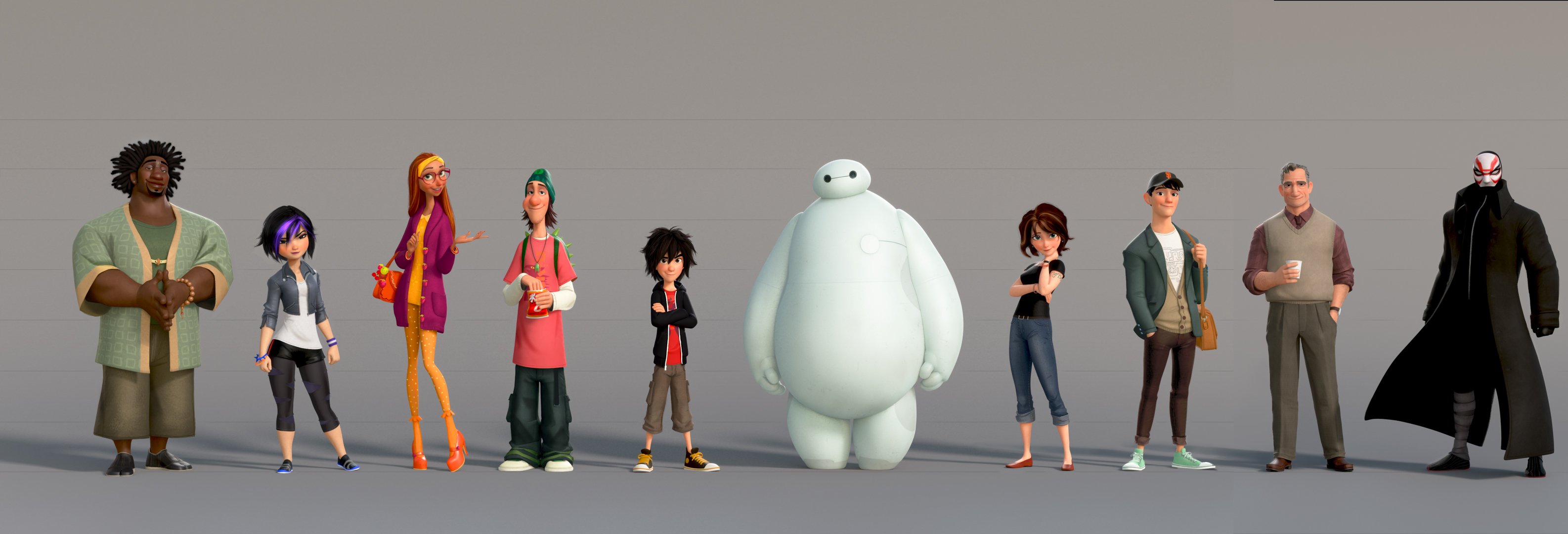 BOOK REVIEW] The Art of Big Hero 6 | Rotoscopers
