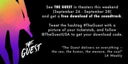 The Guest Soundtrack