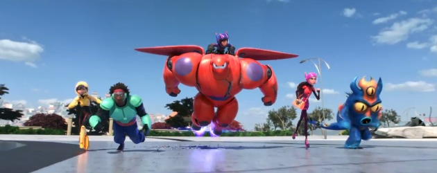 big hero 6 sizzle reel image