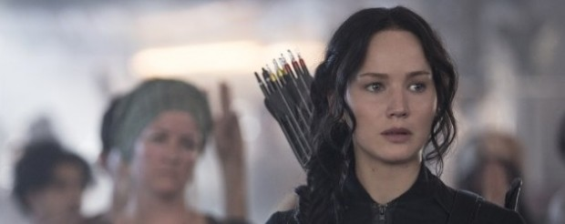 the hunger games: mockingjay - part i jennifer lawrence