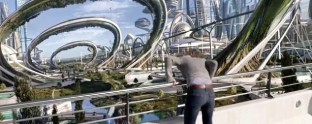 tomorrowland movie trailer image