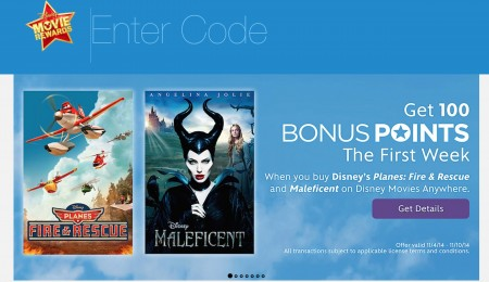 movies anywhere app free codes