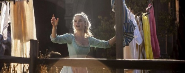 cinderella starring lily james