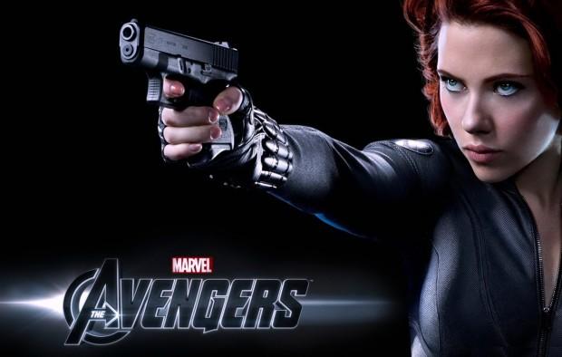 Scarlett Johansson Black Widow Agent Romanoff