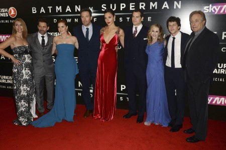 'Batman V Superman: Dawn Of Justice'- European Premiere - VIP Arrivals