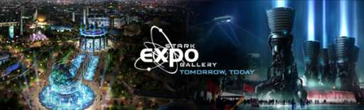 Iron Man 2 Viral: Stark Expo Website Launched
