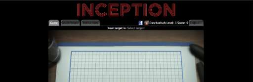 New Inception Viral Website Includes Dream Machine, Leads To New Game