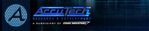 Iron Man 2: Accutech Sends Out Package