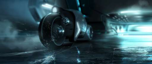 Tron Legacy: Access to Kevin Flynn's Work Server Reveals High-Res Images and Animations