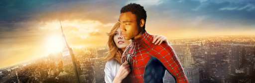 Donald Glover Campaigns for Spider-Man Role
