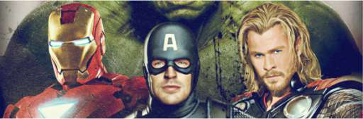 Check Out These Fan Made Posters for Captain America and The Avengers
