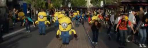 Promotional Viral Videos For Despicable Me, Knight and Day, and Get Him To The Greek