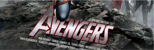 Another Awesome Avengers Fan Poster!