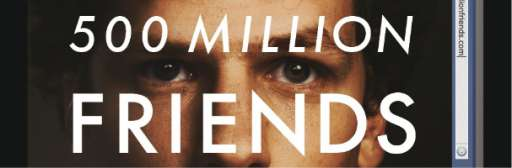 Social Network Movie Gets Poster and Website