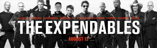 Fan Made Expendables Trailer Questions Your Manhood