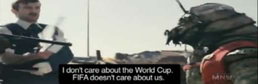 Viral Video: World Cup's Affect on District 9