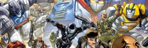 Rumor: G.I. Joe/Transformers Crossover