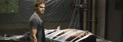 """Dexter"" Season 5 Viral Launched via SDCC"