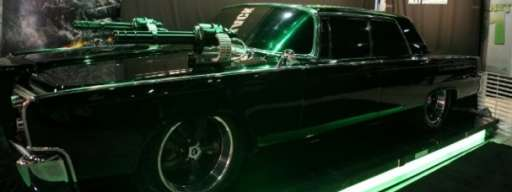 The Green Hornet Gets Augmented