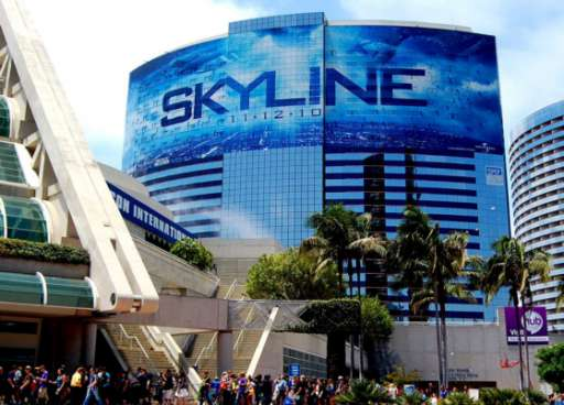 """""""Skyline"""" Viral Videos Show Nothing More Than The Trailers"""