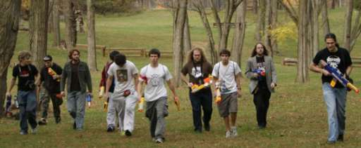 HvZ – Are you Prepared for the Zombie Apocalypse?