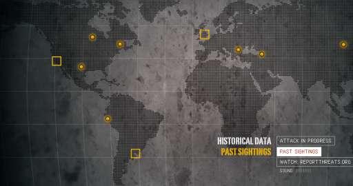"Interactive Map For ""Battle: Los Angeles"" Has Hidden Sounds"