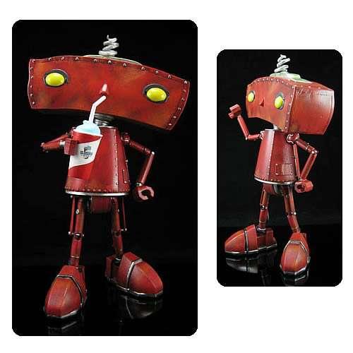 Buy Your Own Slusho-Drinking Bad Robot!