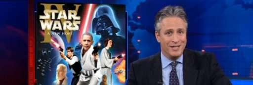 Viral Video: Barack Obama Is Luke Skywalker