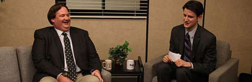 """The Office Webisodes Return With """"The Podcast"""""""